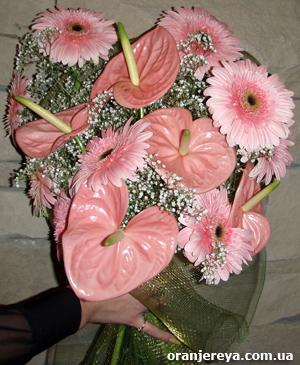 Доставка цветов донецк, оранжерея подарок женщине-коллеге на 50-летием